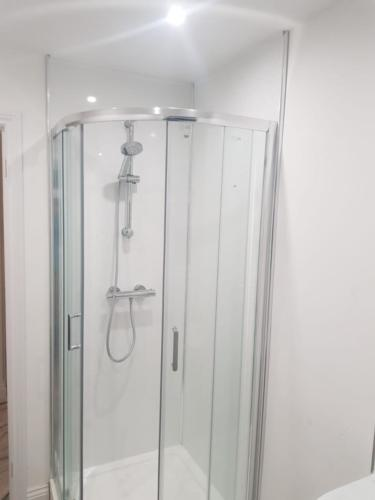 Completed Shower Install